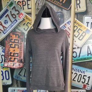 Athletic Works Sz XL 14/16 Gray Hooded Pullover